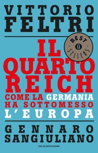 Il Quarto Reich Book Cover