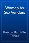 Women As Sex Vendors