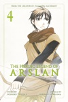 The Heroic Legend Of Arslan Volume 4