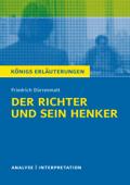 Der Richter und sein Henker von Friedrich Dürrenmatt.