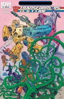 Transformers vs G.I. Joe #0
