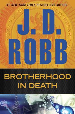 Brotherhood in Death - J. D. Robb book