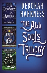 All Souls Trilogy Book Cover