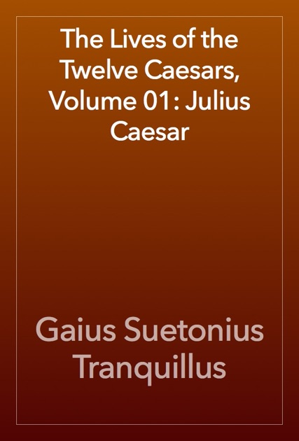 an introduction to the life of gaius julius caesar Caesar's father, also called gaius julius caesar, governed the province of asia, and his sister julia, caesar's aunt, married gaius marius, one of the most prominent figures in the republic his mother, aurelia cotta , came from an influential family.