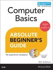 Computer Basics Absolute Beginner's Guide, Windows 10 Edition, 8/e