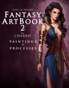 Fantasy Art Book 2 Paintings  Processes