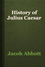 History of Julius Caesar book
