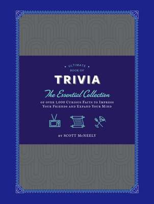 Ultimate Book of Trivia - Scott McNeely book