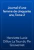 Henriette Lucie Dillon La Tour du Pin Gouvernet - Journal d'une femme de cinquante ans, Tome 2 artwork