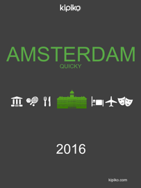 Amsterdam Quicky Guide book