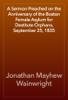 Jonathan Mayhew Wainwright - A Sermon Preached on the Anniversary of the Boston Female Asylum for Destitute Orphans, September 25, 1835 artwork