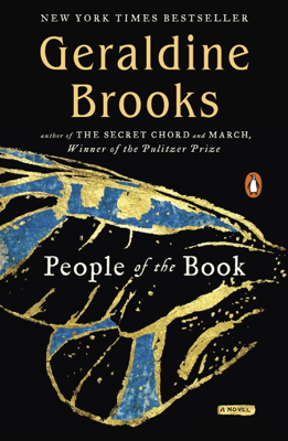 People of the Book - Geraldine Brooks book