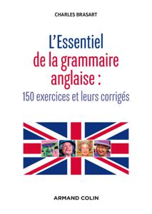 L'Essentiel de la grammaire anglaise La couverture du livre martien