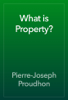 Pierre-Joseph Proudhon - What is Property? artwork