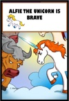 Alfie The Unicorn Is Brave