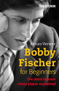 Bobby Fischer for Beginners La couverture du livre martien