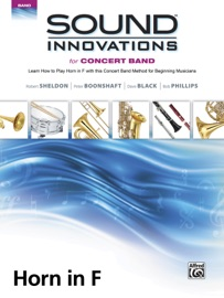 SOUND INNOVATIONS: HORN IN F, BOOK 1