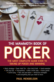 The Mammoth Book of Poker book