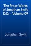 The Prose Works Of Jonathan Swift DD  Volume 09