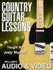 Country Guitar Lessons with Audio & Video