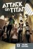 Attack on Titan Volume 13