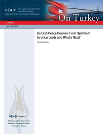 Kurdish Peace Process: From Optimism to Uncertainty and What's Next?