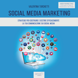 Social Media Marketing Copertina del libro