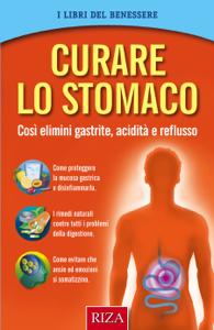 Curare lo stomaco Copertina del libro