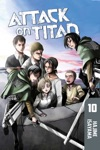 Attack On Titan Volume 10
