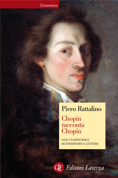 Chopin racconta Chopin by Piero Rattalino