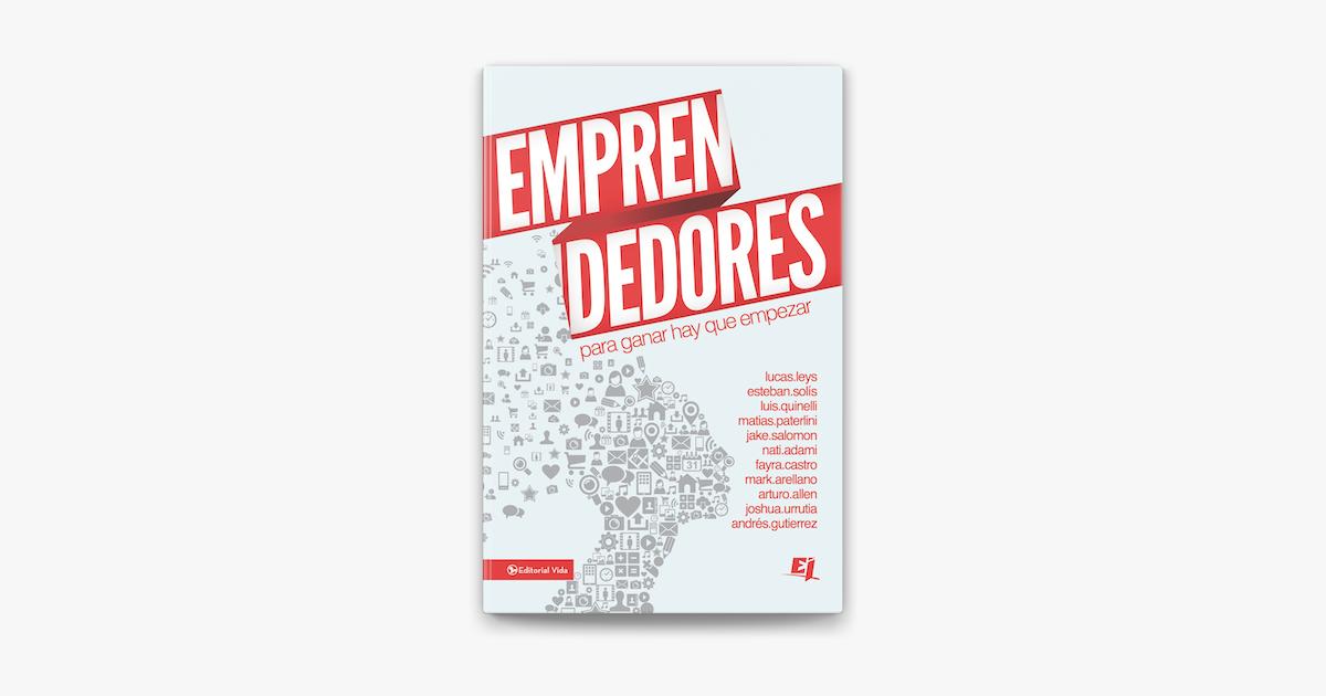 Emprendedores - Lucas Leys & Zondervan