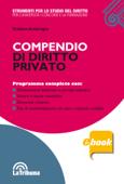 Compendio di diritto privato Book Cover