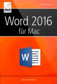 Microsoft Word 2016 für den Mac