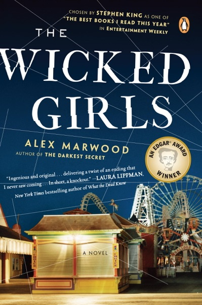 The Wicked Girls - Alex Marwood book cover