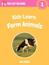 Kids Learn: Farm Animals