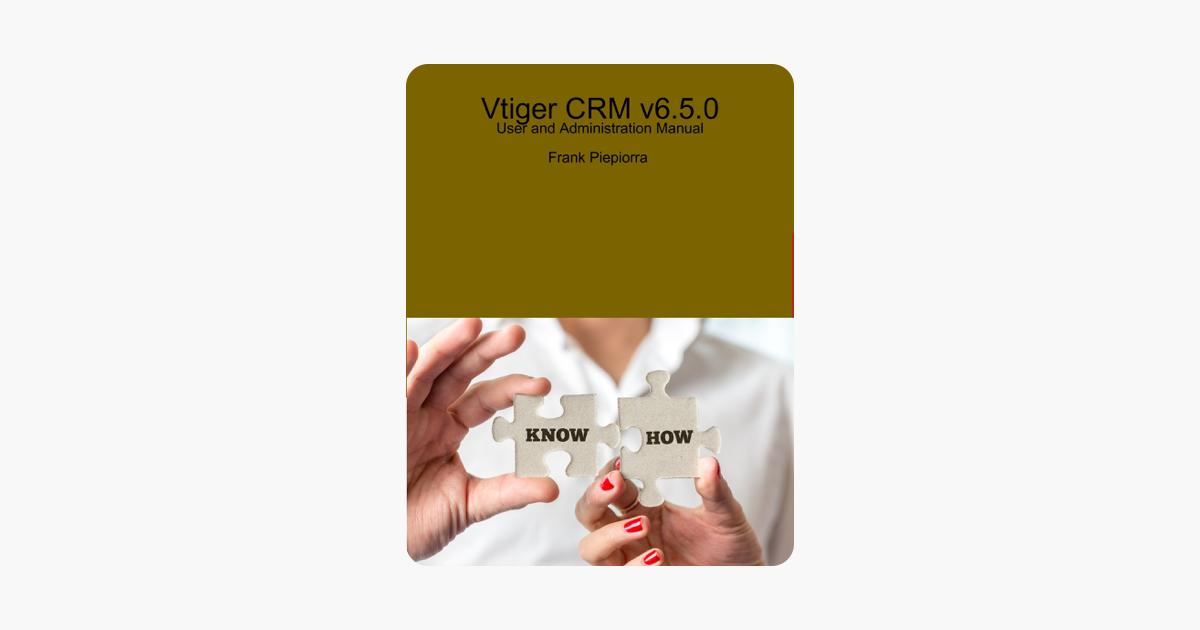 Vtiger CRM v6 5 0