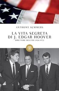 La vita segreta di J. Edgar Hoover Book Cover