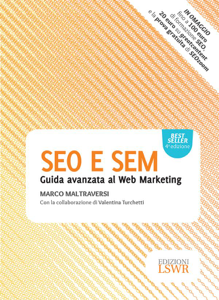 SEO e SEM Libro Cover
