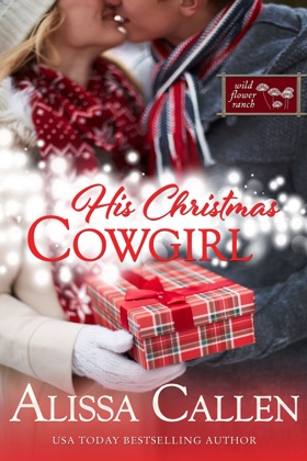His Christmas Cowgirl book cover