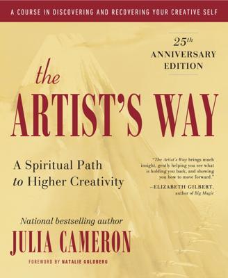 The Artist's Way - Julia Cameron book