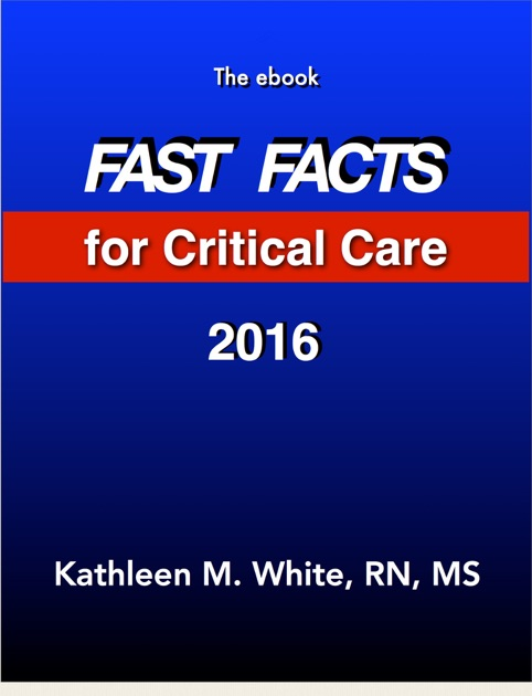 Adult care critical fact fast pic 860