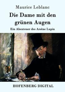Die Dame mit den grünen Augen Buch-Cover