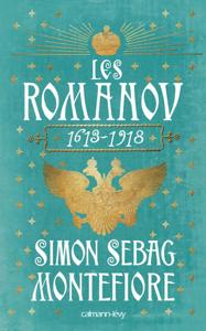 Les Romanov 1613 - 1918 La couverture du livre martien