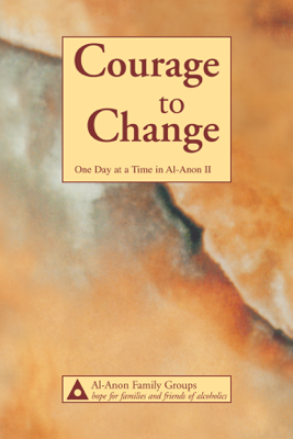 Courage to Change - Al-Anon Family Groups book