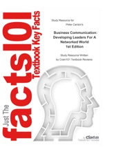 Business Communication, Developing Leaders For A Networked World