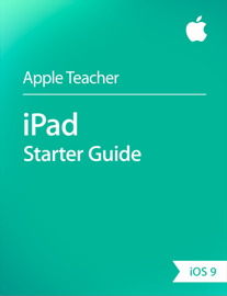 iPad Starter Guide iOS 9 book