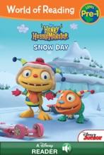 World of Reading: Henry Hugglemonster:  Snow Day
