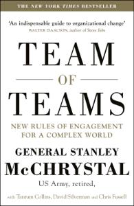 Team of Teams Copertina del libro