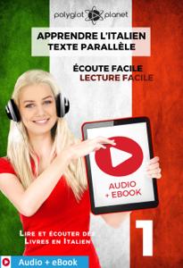 Apprendre l'italien - Texte parallèle : Écoute facile - Lecture facile : Audio + eBook N° 1 La couverture du livre martien