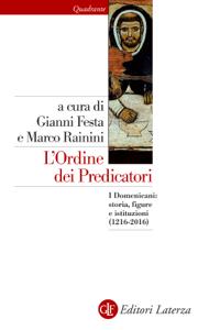 L'Ordine dei Predicatori Copertina del libro
